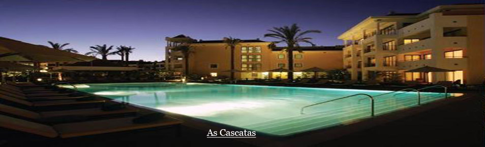 As Cascatas Golf Resort & Spa